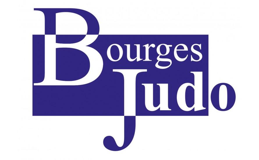 Logo du BOURGES JUDO